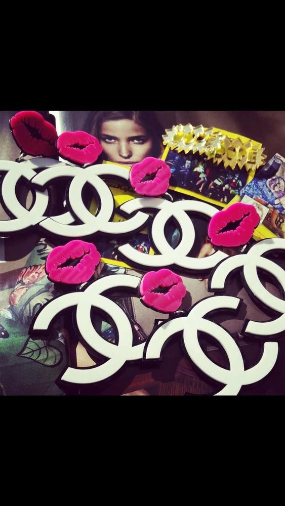 New Style Punk Amp Rock Cool Lips Basketball Wives Earrings