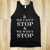 top,miley cyrus,wecan'tstop,black,white,summer outfits,shirt