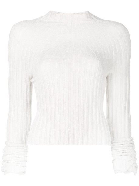 Helmut Lang top women white