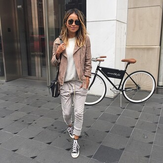 jacket veste beige jacket veste cuir fashion