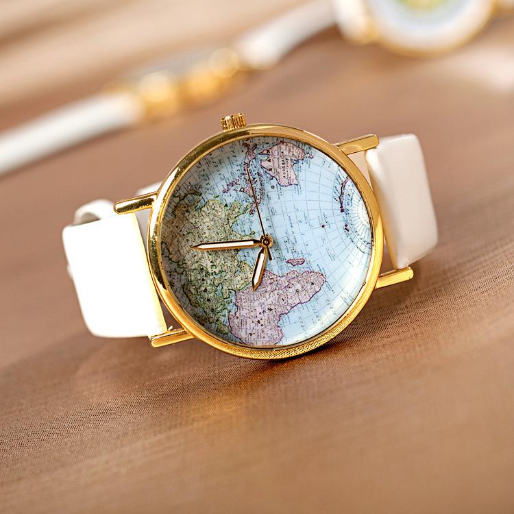 Cute map watch / dopediva