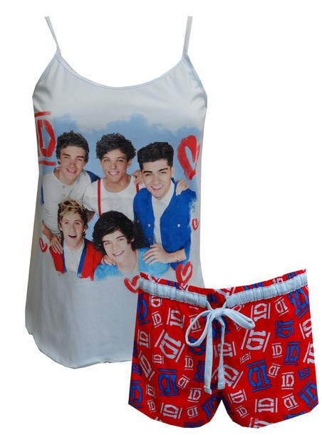 pajamas one direction