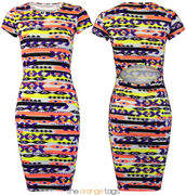 dress,sexy,back cut,bodycon,maxi dress,midi dress,party,keyhole,printed dress,summer,srping,funny,dope,hipster,cut-out dress,neon,aztec