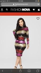 dress,where to get this dress beside fashion nova