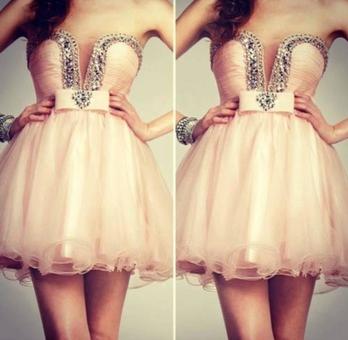 I Feel Good Prom Dress
