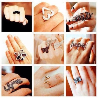 jewels petits accessoir swag jewelry knuckle ring ring snake snake ring