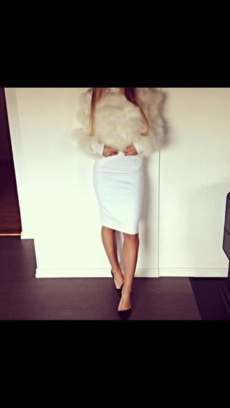jacket faux fur jacket faux fur vest faux fur white fur skirt