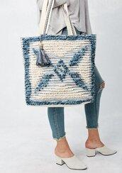 bag,carpet bag,tote bag,carpet tote bag,geo pattern bag,geo pattern carpet bag,bohemian bag,boho bag