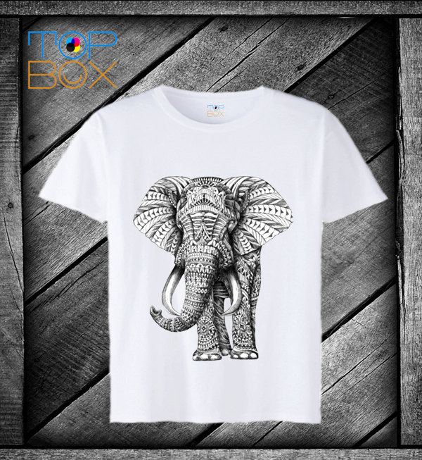 Elephant t shirt shirt tank top men t shirt