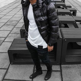 coat maniére de voir outerwear jacket menswear fashion streetstyle trendy kanye west casual