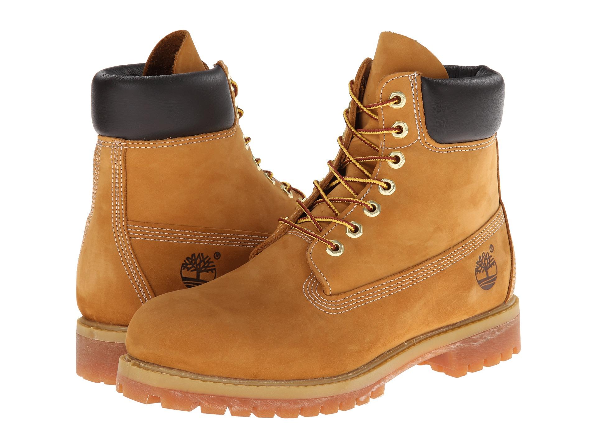 6 in premium boot timberland
