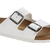 Arizona White Birko-Flor Sandals | Birkenstock USA Official Site