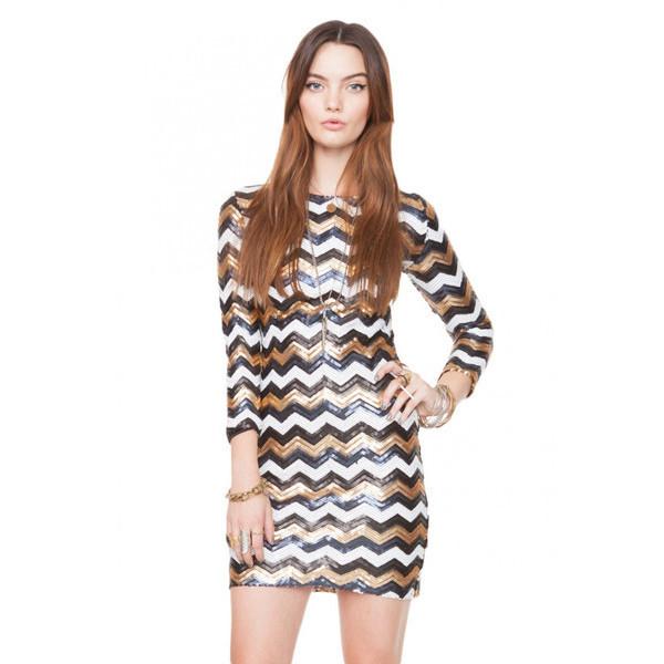Party Wave Dress | Vanity Row
