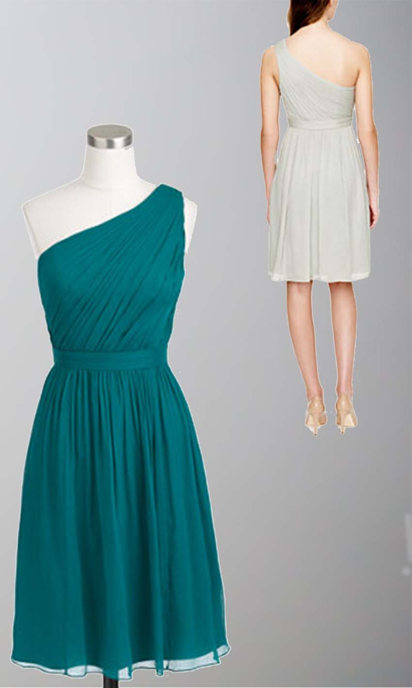 Cheap Peacock One Shoulder Bridesmaid Dresses KSP249 [KSP249] - £87.00 : Cheap Prom Dresses Uk, Bridesmaid Dresses, 2014 Prom & Evening Dresses, Look for cheap elegant prom dresses 2014, cocktail gowns, or dresses for special occasions? kissprom.co.uk offers various bridesmaid dresses, evening dress, free shipping to UK etc.