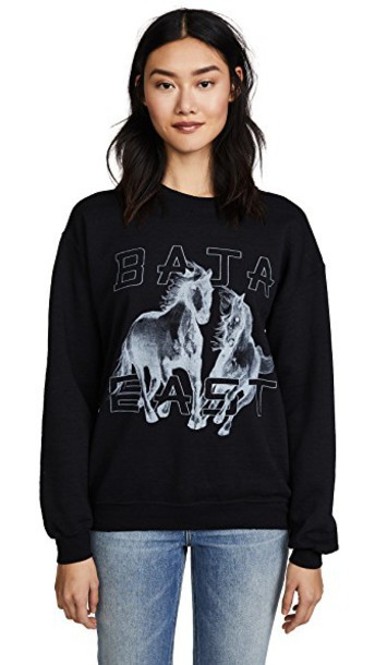 Baja East sweatshirt sweater