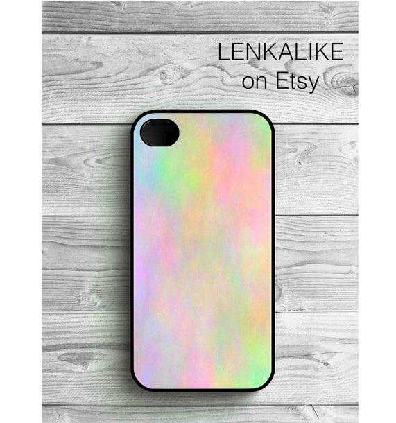 phone cover pastel girly iphone case iphone 5 case iphone 6 case iphone 4 case pastel phone case chalk colorful pretty phone cover galaxy phone case