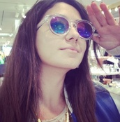 sunglasses,mirrored sunglasses,mirror effect,h&m,transparent,hippie,original,mirror,cool