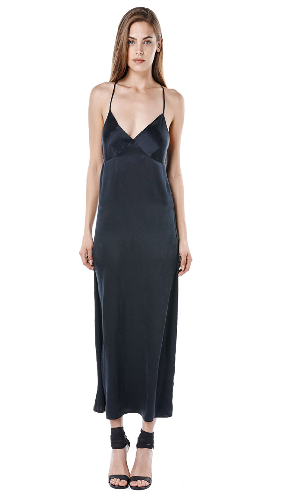 Collection Just In GIA Silk Slip Maxi Dress Buy Online at www ...