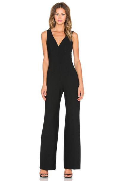 TRINA TURK jumpsuit black