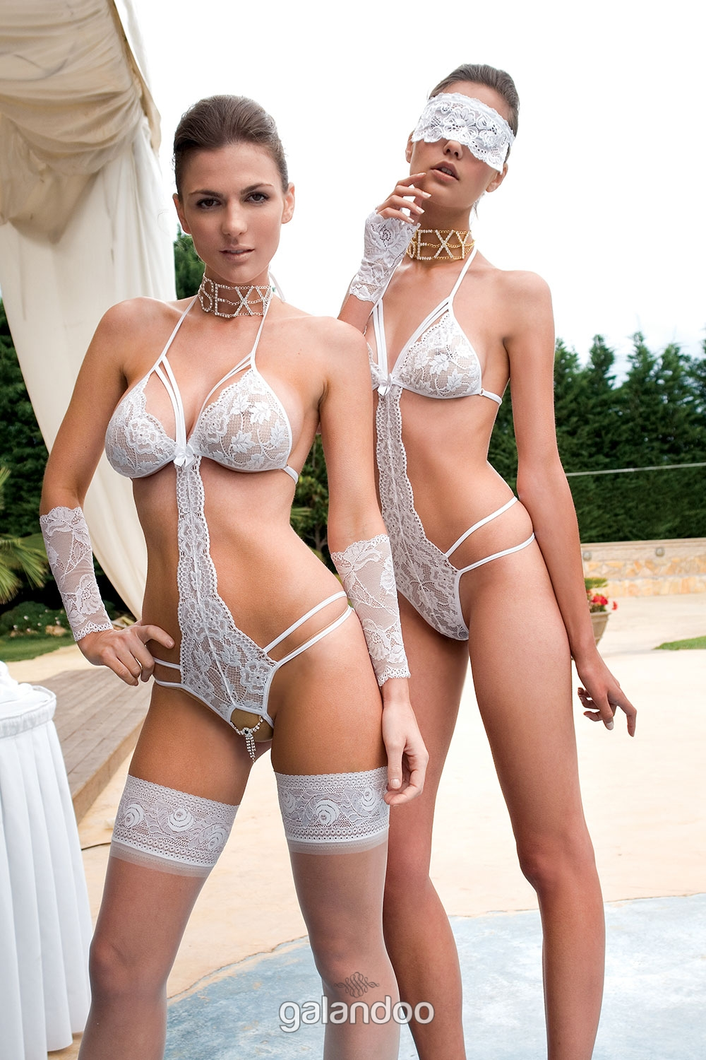 1ec23b7e55b Sexy Bridal Lingerie To Look Best On Your Wedding Day - My Lingerie Magazine