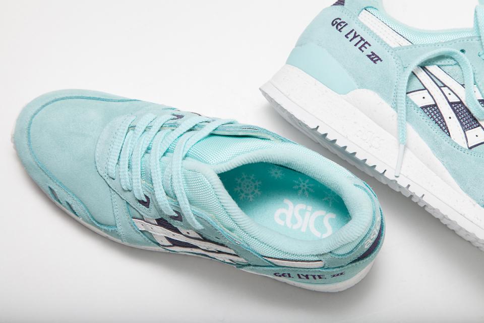12 7 Shoes Size 12 US Men Women ASICS x Atmos Gel Lyte III
