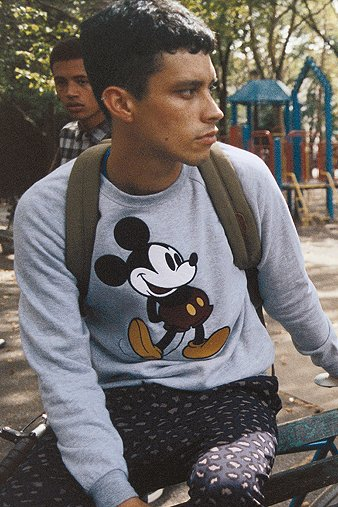 Classic Mickey Mouse Sweatshirt  - Urban Outfitters