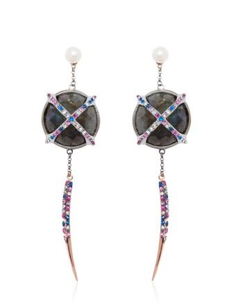 statement earrings statement earrings black jewels