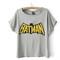 Batman top - blogger, crop top, tank top, t-shirt, blogger, trendy | awesome world - online store