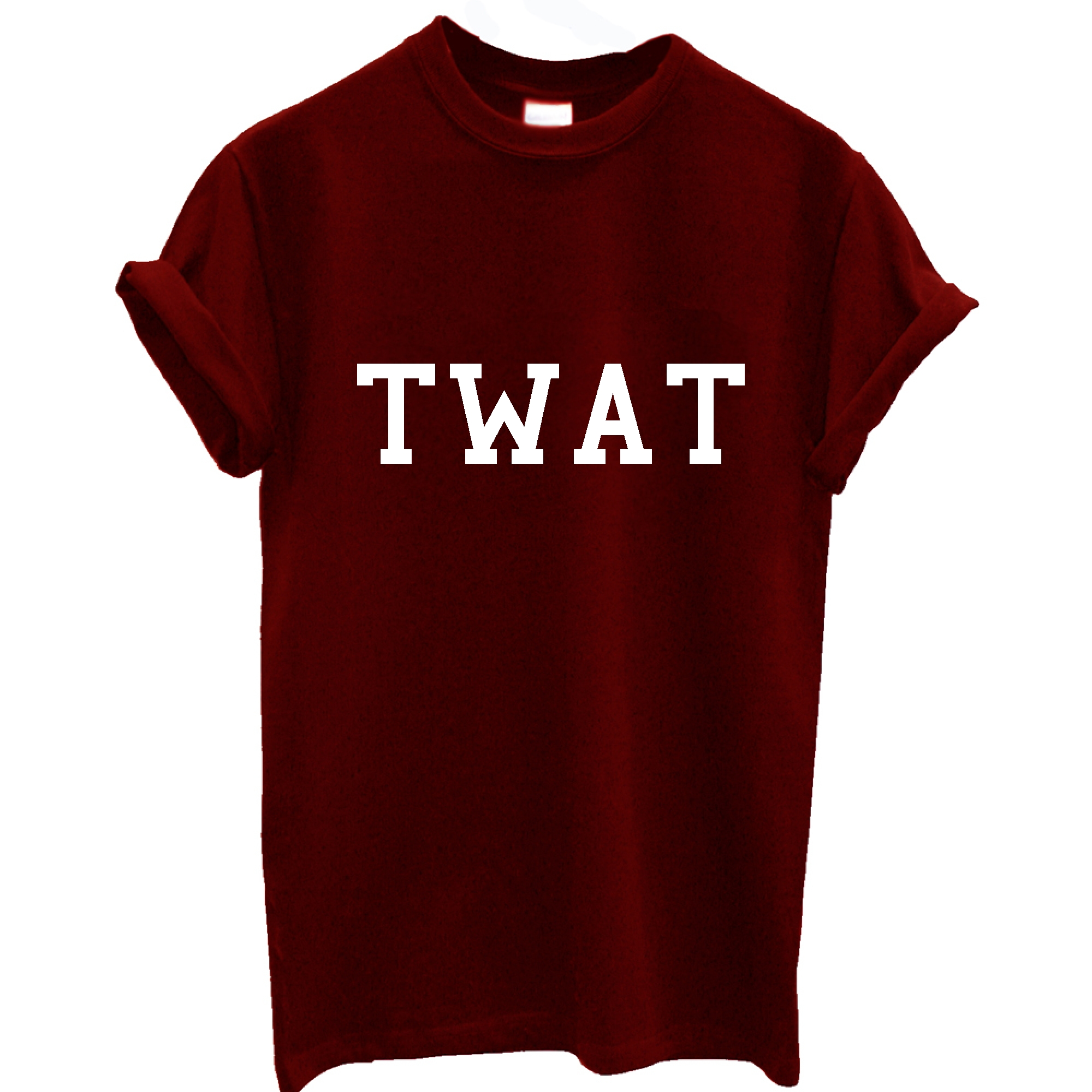 TWAT t shirt top wasted youth hipster SWAG indie geek nerd shop baggy dope FUNNY | eBay