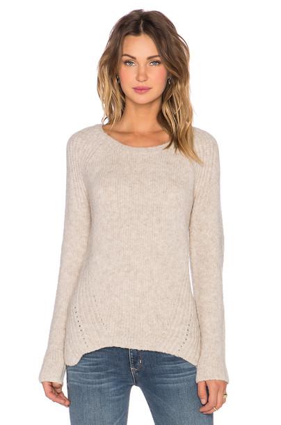 sweater pullover beige