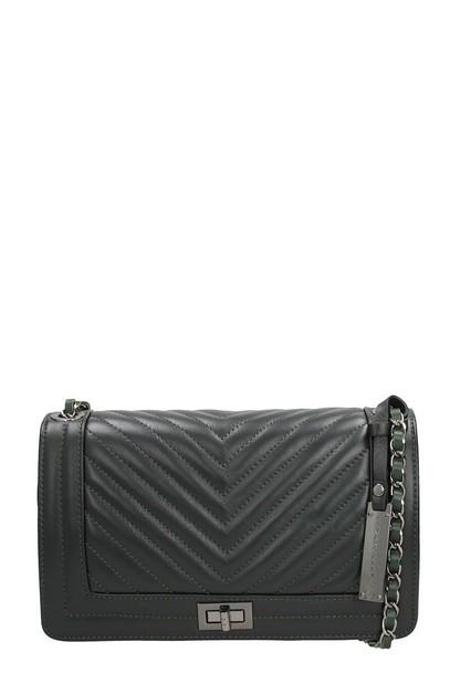 Marc Ellis bag leather black green