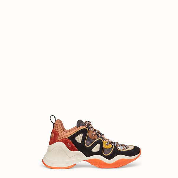 Fendi Sneakers, Black Size 36