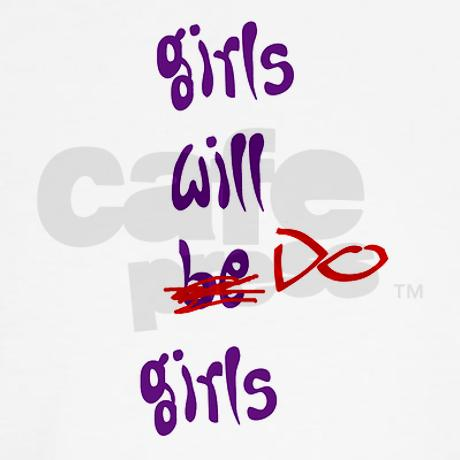 Girls will do Girls Tank by girlmeetsgirl