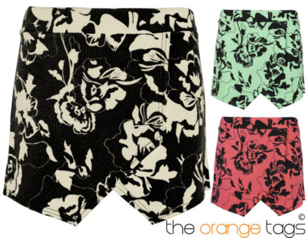 skirt rose roses floral skorts short mini skirt mini shorts sexy dress summer spring black mint coral girly cute lovely floral summer outfits
