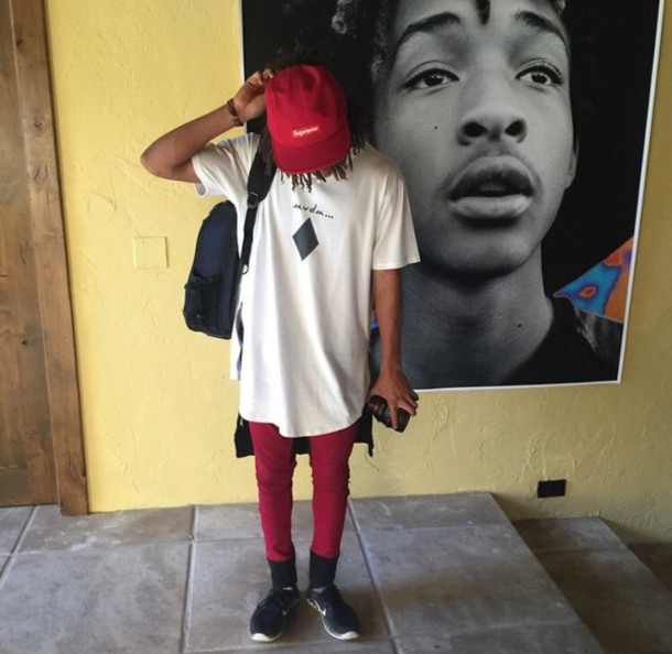 shirt jaden smith