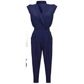 dress,jumpsuit,dark blue