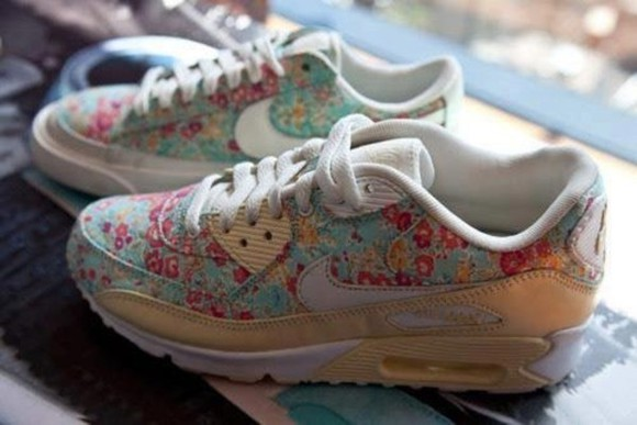 nike air max shorts print nike summer flower shoes flowers nike shoess