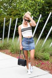 fashion addict,blogger,top,skirt,shoes,bag