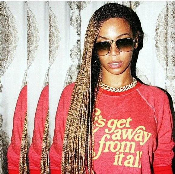 sweater red red sweater beyonce clothes beyoncé yonce beyonce shirt