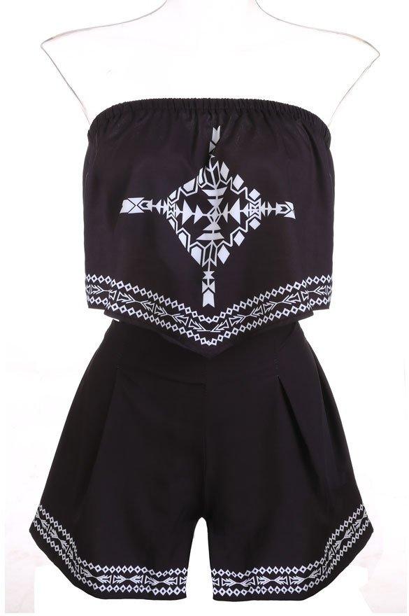 Sailor Shorts Set