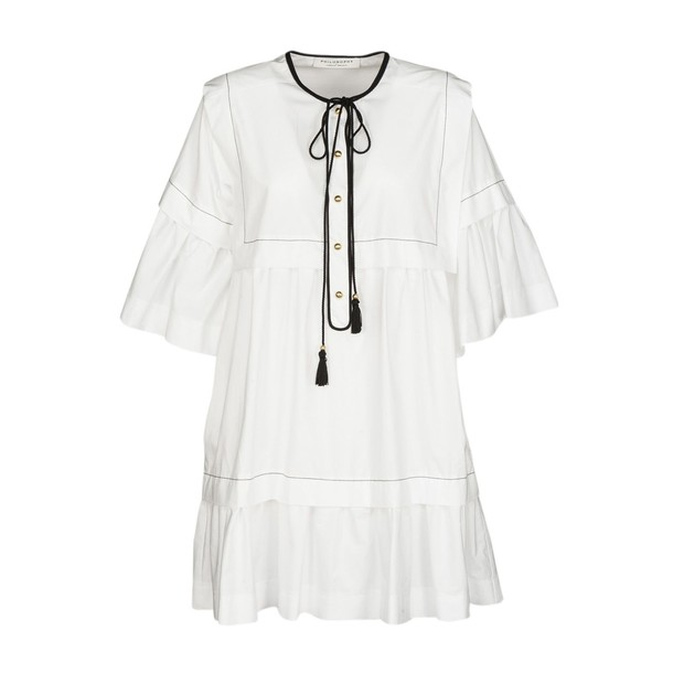 Philosophy di Lorenzo Serafini dress white