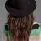 Brixton tiller wide brim hat in black | revolve