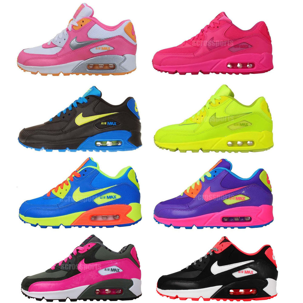 Nike Air Max 90 For Girls