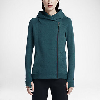 shirt nike tech fleece so cool green tiffany blue