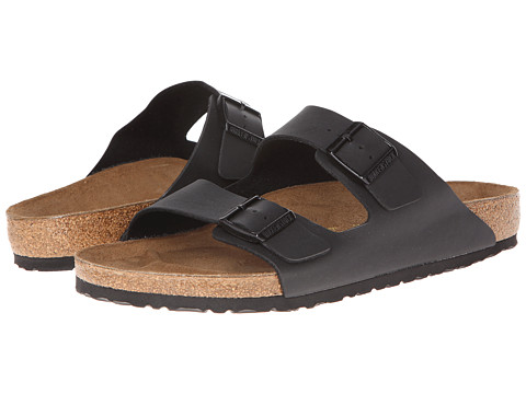 Birkenstock Arizona - Birko-Flor™ Black Birko-Flor - Zappos.com Free Shipping BOTH Ways