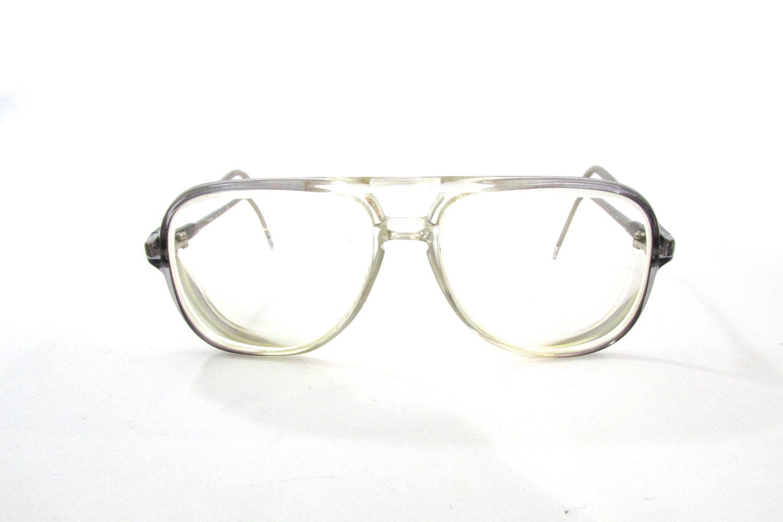 d3a4cd7bce Square Vintage Eyeglasses - Hipster Eyeglasses - Vintage Eyewear ...
