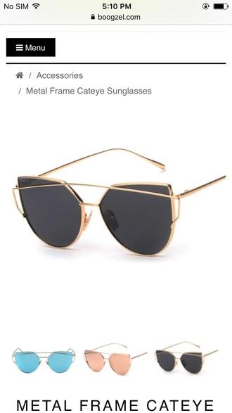 sunglasses girly girl girly wishlist black gold aviator sunglasses