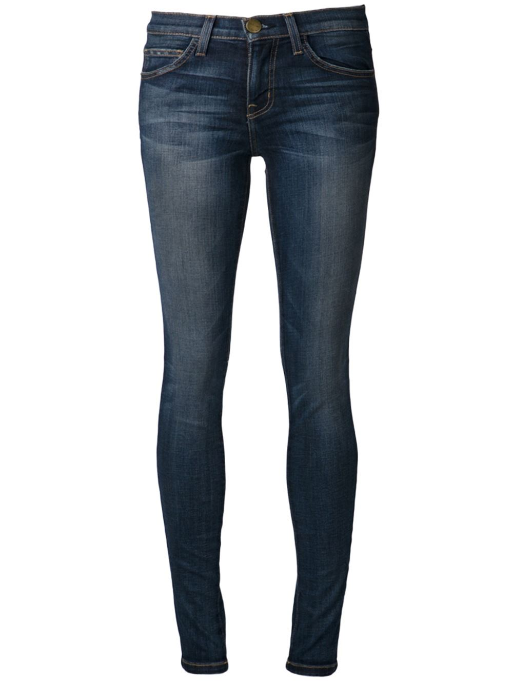 Current/elliott 'the high waist' jeans