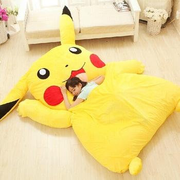 Large size cartoon japan anime toys for children kawaii soft big pikachu plush kids christmas gift giant stuffed animals doll