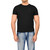 Versace Collection Basic Crew Neck T-Shirt with Half Medusa Logo | Emprada